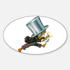 The Mad Hatter Decal