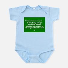 murphyslaw Infant Bodysuit
