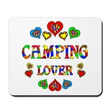 Camping Lover Mousepad