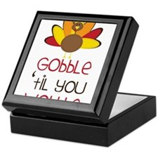 Gobble Keepsake Box