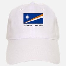 The Marshall Islands Flag Stuff Baseball Baseball Cap