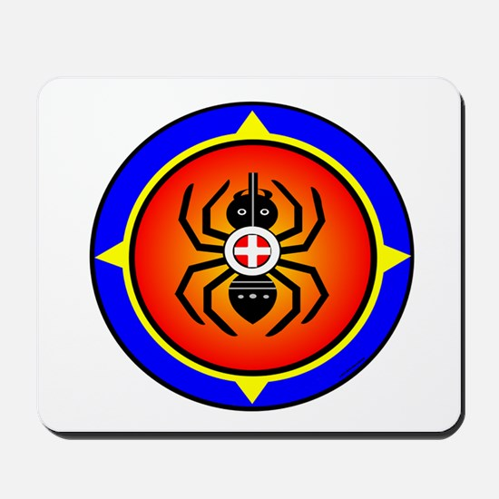 CHEROKEE WATER SPIDER Mousepad