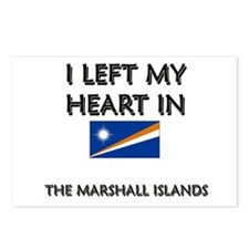 I Left My Heart In The Marshall Islands Postcards