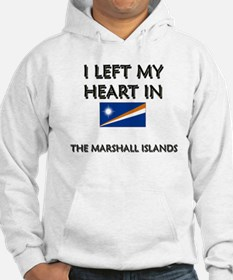 I Left My Heart In The Marshall Islands Hoodie
