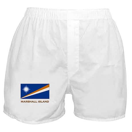 The Marshall Islands Flag Gear Boxer Shorts