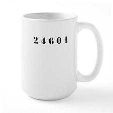Prisoner 24601 Mug