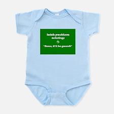 Irishproblemsolvingcafe.jpg Infant Bodysuit