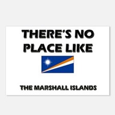 There Is No Place Like The Marshall Islands Postca