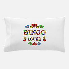 Bingo Lover Pillow Case