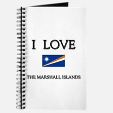 I Love The Marshall Islands Journal