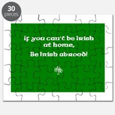 If you cant be Irish at home.. Puzzle