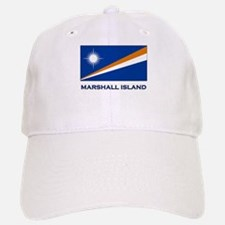 The Marshall Islands Flag Merchandise Baseball Baseball Cap