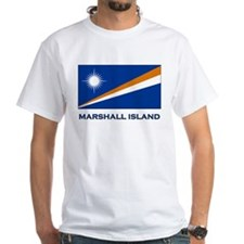 The Marshall Islands Flag Merchandise Shirt