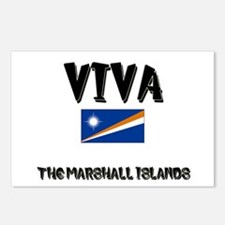 Viva The Marshall Islands Postcards (Package of 8)