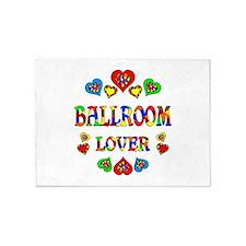 Ballroom Lover 5'x7'Area Rug