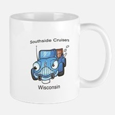 Southside cruisers logo.jpg Mug