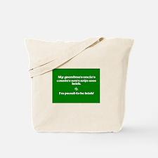 grandmacafe.jpg Tote Bag