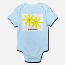 Bring Me Sunshine Infant Bodysuit