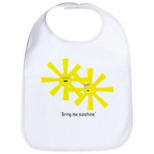 Bring Me Sunshine Bib