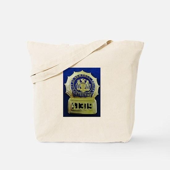 Detective Kate Beckett Tote Bag