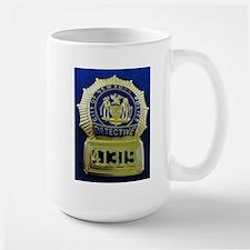 Detective Kate Beckett Mug