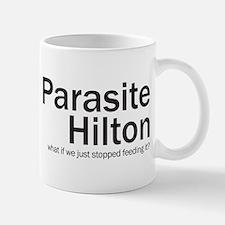 Parasite Hilton Small Small Mug
