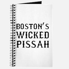 Boston Wicked Pissah Journal