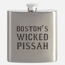 Boston Wicked Pissah Flask