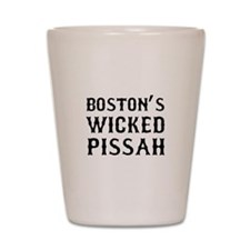 Boston Wicked Pissah Shot Glass