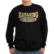 kayaking Instructor Sweatshirt