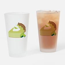 Key Lime Pie Drinking Glass
