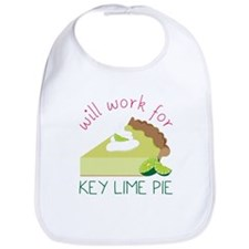 Work For Pie Bib