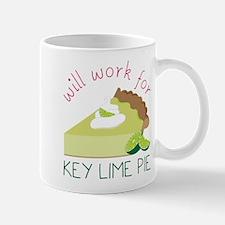 Work For Pie Mug