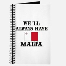 We Will Always Have Malta Journal