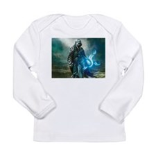 Jace The Planeswalker Long Sleeve Infant T-Shirt