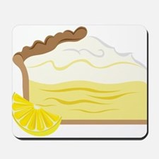 Lemon Pie Mousepad