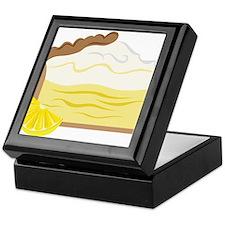 Lemon Pie Keepsake Box