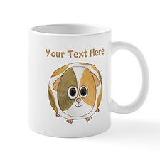 Guinea Pig. Custom Text. Mug