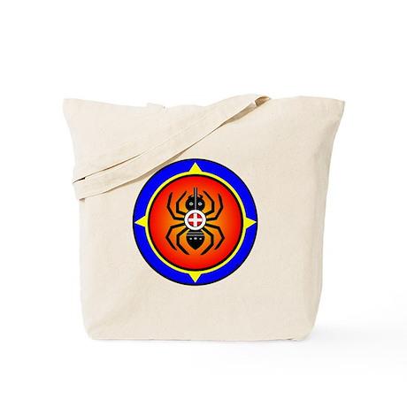 CHEROKEE WATER SPIDER Tote Bag