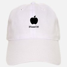 iFixed It Apple Baseball Baseball Cap