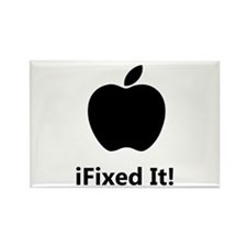 iFixed It Apple Rectangle Magnet (100 pack)