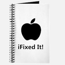 iFixed It Apple Journal