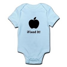iFixed It Apple Infant Bodysuit