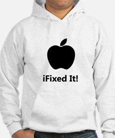 iFixed It Apple Hoodie