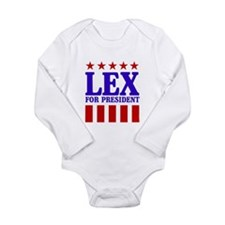 Cute Super mom Long Sleeve Infant Bodysuit