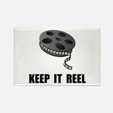 Keep Movie Reel Rectangle Magnet (10 pack)
