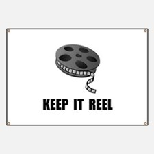 Keep Movie Reel Banner