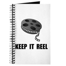 Keep Movie Reel Journal