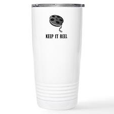 Keep Movie Reel Travel Mug