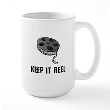 Keep Movie Reel Mug